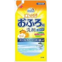 Чистящее средство для ванной комнаты Mitsuei с ароматом цитрусовых, сменная упаковка, 350 мл. Арт. 050343