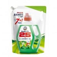 CJ LION «Beat Dust Free» Жидкое средство для ручной и автоматической стирки, мягкая упаковка, 1500 мл. Арт. 622604