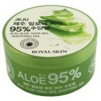 Многофункциональный гель для лица и тела с 95% содержанием Aloe Royal Skin 300 мл. Арт. 001442
