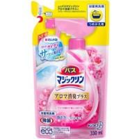 Пенящееся средство для ванной комнаты КAO Magiclean, предотвращающая появление плесени 330 мл. Арт. 31027