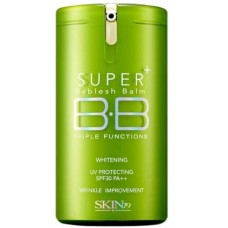 "ББ крем для лица SKIN79 SUPER PLUS BEBLESH BALM TRIPLE FUNCTIONS GREEN SPF30 PA++ ""Грин"", 40 гр. Арт. 668507 (Юж. Корея)"