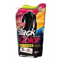 Жидкое средство для стирки KeraSys Wool Shampoo Black&Color, мягкая упаковка, 1,3 мл. Арт. 897676