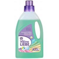 Гель для стирки цветных тканей MEINE LIEBE Луговые Цветы, концентрат, 800 мл. Арт. 990092 (Германия)