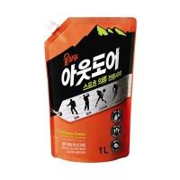 Жидкое средство для стирки спортивной одежды (мембранных тканей) KeraSys Wool Shampoo, мягкая упаковка, 1 л. Арт. 878941