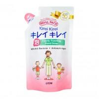 Мыло-пенка для рук Kirei kirei антибактериальное Воздушное мыло, сменная упаковка, 200 мл. Арт. 020245 (Таиланд)