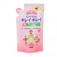 Пенка для рук Kirei kirei детская (от 0 до 3 лет) Розовый персик, сменная упаковка, 200 мл. Арт. 026506 (Таиланд)