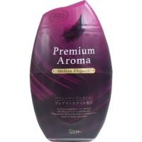 Жидкий дезодорант-ароматизатор для комнат ST Shoushuriki с современным элегантным парфюмерным цветочным ароматом, 400 мл. Арт. 126620