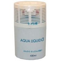 Японский освежитель воздуха запахов для туалета Nagara Aqua liquid с ароматом мыла, 400 мл. Арт. 00252