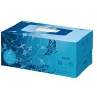 Бумажные двухслойные гигиенические салфетки Kami Shodji ELLEMOI Kinu-bi 200 шт. Арт. 003316