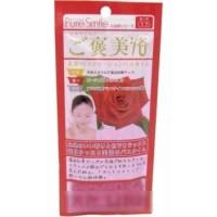 Увлажняющая соль для ванны Pure Smile Призовая ванна с бентонитом и эссенцией розы. Роскошный аромат розы, 30 гр. Арт. 004035