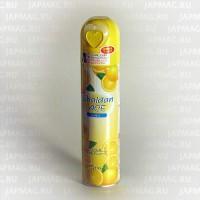 Японский спрей-освежитель для туалета ST Shaldan Ace c ароматом лимона, 230 мл. Арт. 116331