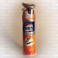 Японский спрей-освежитель для помещений ST Shoushuuriki антитабак c ароматом фруктового сада, 280 мл. Арт. 121069