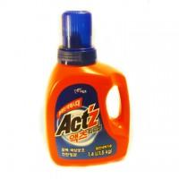 16153 «ACTZ» Концентрированный гель для стиральных машин с вертикальной загрузкой 1.5 кг (бут) (Юж. Корея)