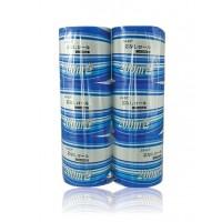 Kami Shodji ELLEMOI Однослойная туалетная бумага 200м 6 рулонов упаковка Арт. 161696