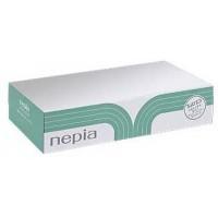 Салфетки бумажные NEPIA Premium Soft, 180 шт. Арт. 178523