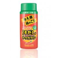 Bath King Соль для ванны согревающая с восстанавливающим эффектом на основе горького красного перца (банка 450 г) Арт. 211045