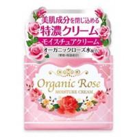 Увлажняющий крем Meishoku ORGANIC ROSE с экстрактом дамасской розы 50 гр. Арт. 238048
