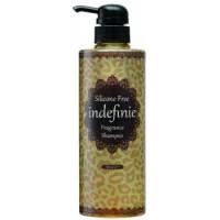 Шампунь для волос DOSHISHA INDEFINIE White Bouquet Shampoo увлажняющий без силикона (аромат белого букета), 500 мл. Арт. 328440