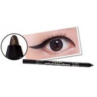 Водостойкий геливый карандаш для век Holika Holika Jewellight Waterproof Eyeliner (#1) Драгоценность оттенок 01 Черный Арт. 337001
