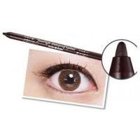 Водостойкий геливый карандаш для век Holika Holika Jewel-Light Waterproof Eyeliner (#10) Драгоценность оттенок 10 Матовый коричневый Арт. 339838