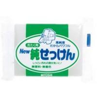 Японское мыло для точечного застирывания стойких загрязнений Miyoshi Maruseru Soap, 190 г. Арт. 043119