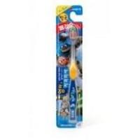 Детская зубная щетка  Perioe Kids - VROOMies с мягкой щетиной для детей 7-9 лет. Арт. 003802 (Юж. Корея)