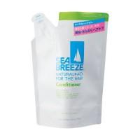 SHISEIDO Sea Breeze Кондиционер для жирной кожи головы и всех типов волос 400 мл. (сменный блок) Арт. 895212