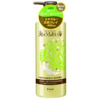 Бальзам-ополаскиватель для ухода за кожей головы Umi No Uruoi Sou с экстрактами морских водорослей, 520 мл. Арт. 75987