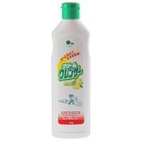 Крем для очищения поверхностей Mitsuei без царапин с ароматом лимона, 400 гр. Арт. 040481