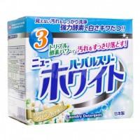 """Стиральный порошок Mitsuei """"Herbal Three"""" с дезодорирующими компонентами, отбеливателем и ферментами (с цветочным ароматом) 0,85 кг. Арт. 060762"""