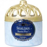 Гелевый освежитель воздуха  ST  Shaldan (для комнаты и туалета) «Элегантная свеча», 260 гр. Арт. 128792