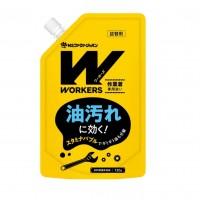 Жидкое средство для стирки сильнозагрязненной одежды Nissan FaFa, 720 мл, Арт. 144696