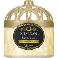 Гелевый освежитель воздуха  ST  Shaldan (для комнаты и туалета) «Лунное мыло», 260 гр. Арт. 128778