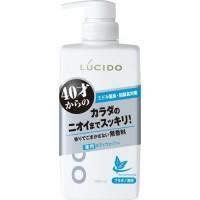 Мужское жидкое мыло Mandom Lucido Deodorant Body Wash с антибактериальным эффектом и флавоноидами, 450 мл. Арт. 437102