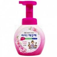 Пенное мыло для рук CJ LION Ai - Kekute Цветочный букет, с антибактериальным эффектом, 250 мл. Арт. 62396 (Юж. Корея)