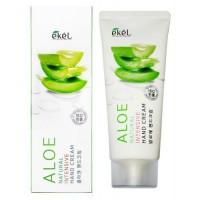 Интенсивный крем для рук Ekel Hand Cream Intensive Aloe  с экстрактом алоэ, 100 мл. Арт. 652352
