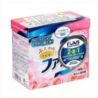 Японский стиральный порошок концентрированный с кондиционирующим эффектом  Daiichi FUNS, 900 гр. Арт. 038643