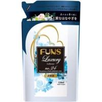 Кондиционер для белья Daiichi FUNS Luxury с ароматом платиновой розы, сменный блок, 520 мл. Арт. 210278