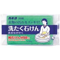 Хозяйственное мыло KANEYO (98% жирных кислот)  для удаления загрязнений с воротников и манжет, 190 гр. Арт. 260563