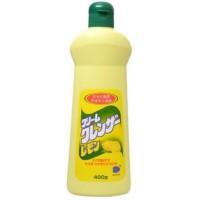 Чистящий крем  Daiichi  для удаления трудновыводимых загрязнений (без царапин) аромат лимона 400 мл. Арт. 537450