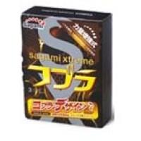 Японские презервативы Sagami Xtreme Cobra Shape премиум 3 шт. Арт. 101238