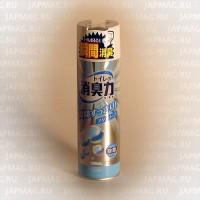 Японский спрей-освежитель воздуха для туалета ST Shoushuuriki c ароматом свежести, 330 мл. Арт. 112722