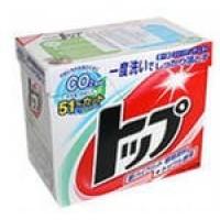Японский стиральный порошок Lion TOP Platinum Clear, 900 гр. Арт. 25475