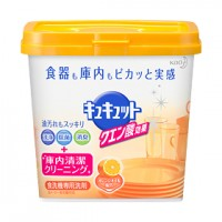 Порошок для посудомоечной машины KAO Cucute Citric Acid Effect Orange oil Box Type, 700 гр. Арт. 25984