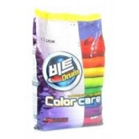 Стиральный порошок CJ LION Beat Drum Color для цветного белья, автомат, 2250 гр, сменная упаковка Арт. 60933