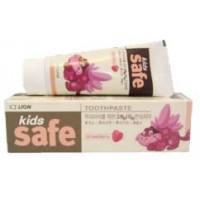 Зубная паста детская CJ Lion Kids Safe Клубника (от 3-х до 12лет) 90 гр. Арт. 61148