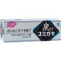 Зубная паста отбеливающая и полирующая KOBAYASHI Sumigaki с углем и мятными травами, 100 гр. Арт. 07186