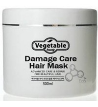 Маска для волос Vegetable beauty Damage care 300 мл. Арт. 875458 (Юж. Корея)