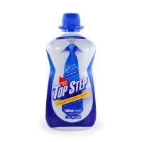 Жидкое средство для стирки KMPC TOP STEP - Сила 5 ферментов, антибактериальное, биоразлагаемое, 1100 мл. Арт. 583061